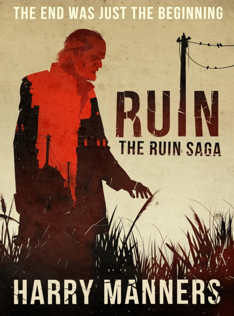 Cover art for Ruin